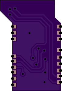 OpenGround adapter PCB