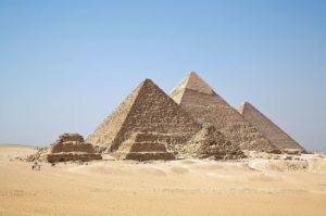 By Ricardo Liberato - All Gizah Pyramids, CC BY-SA 2.0